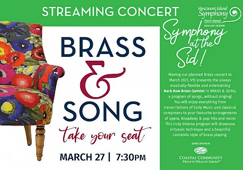 Symphony at the Sid: Brass & Song