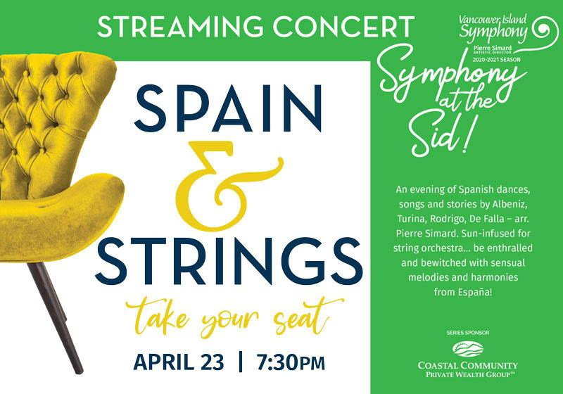 Symphony at the Sid: Spain & Strings