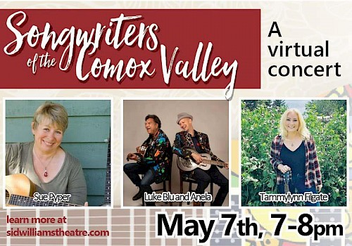 Songwriters of the Comox Valley - Night 1