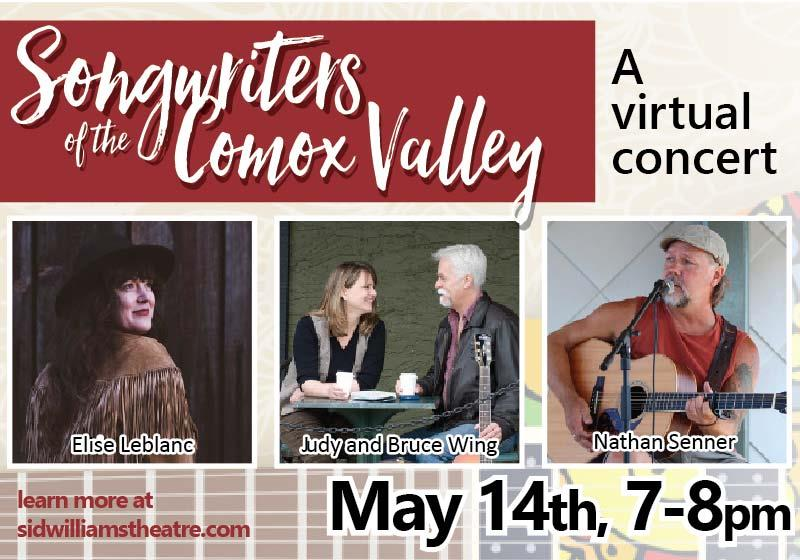 Songwriters of the Comox Valley - Night 2